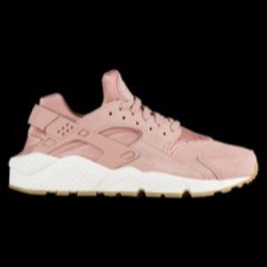 Nike Shoes Womens Nike Huarache Pink Size 95 Poshmark